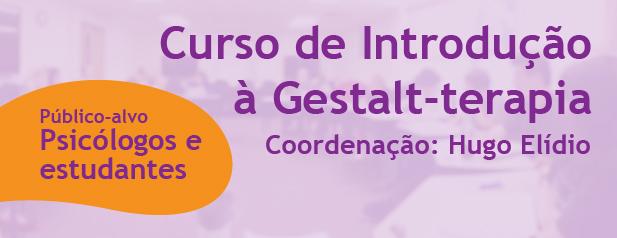 Curso de Introdução à Gestalt-terapia